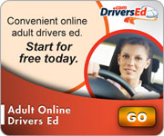 Learn or refresh your driving skills with our Online Adult Drivers