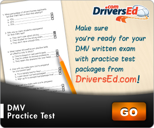 drivers ed final test practice