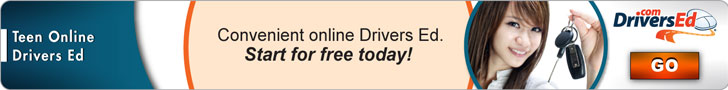 DriversEd.com-The leading provider of online drivers education.  Ensuring you'll get your permit the first time!