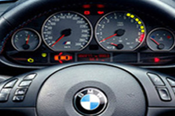 BMW dashboard lights