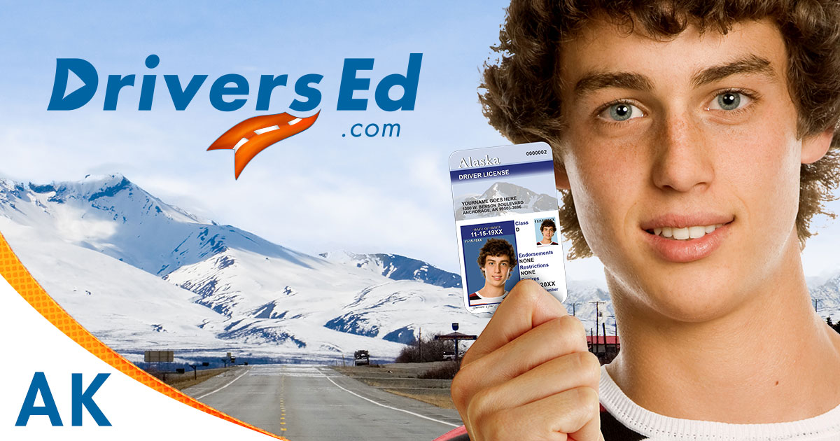 Drivers Ed Online Test >> Alaska Online Drivers Ed - DriversEd.com