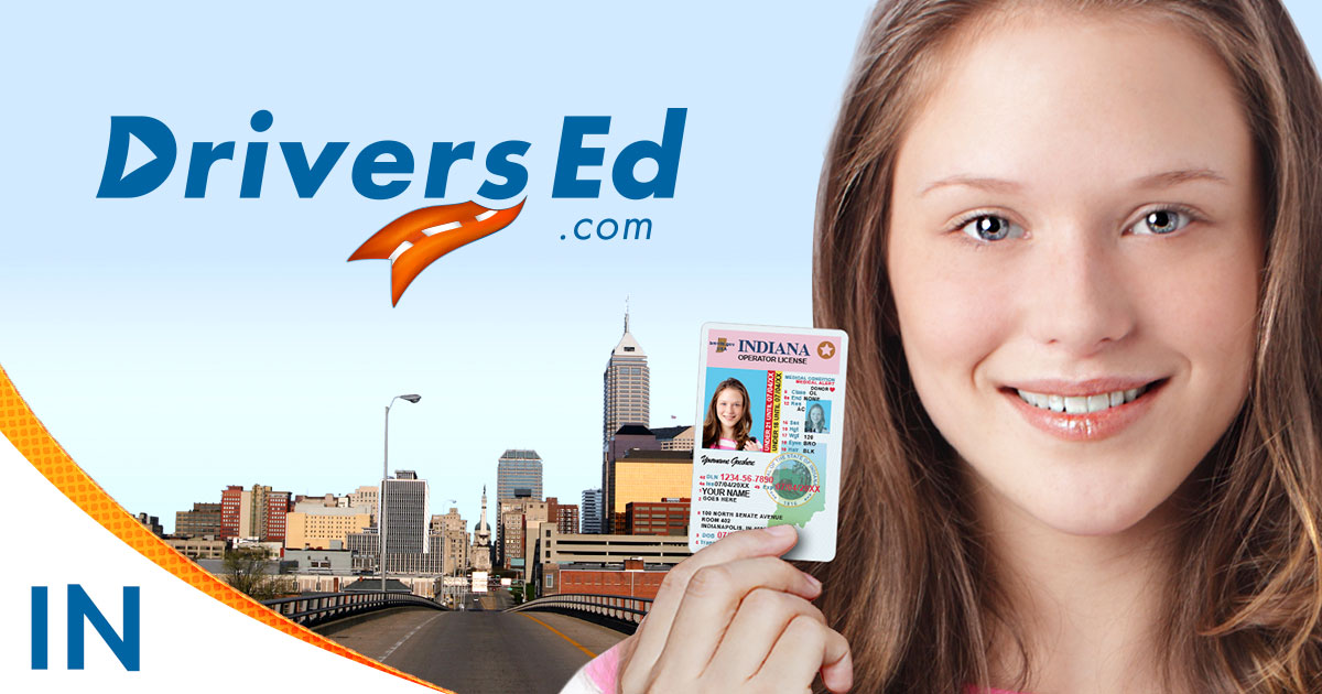 How Much Is Drivers Ed >> Indiana Online Drivers Ed Driversed Com