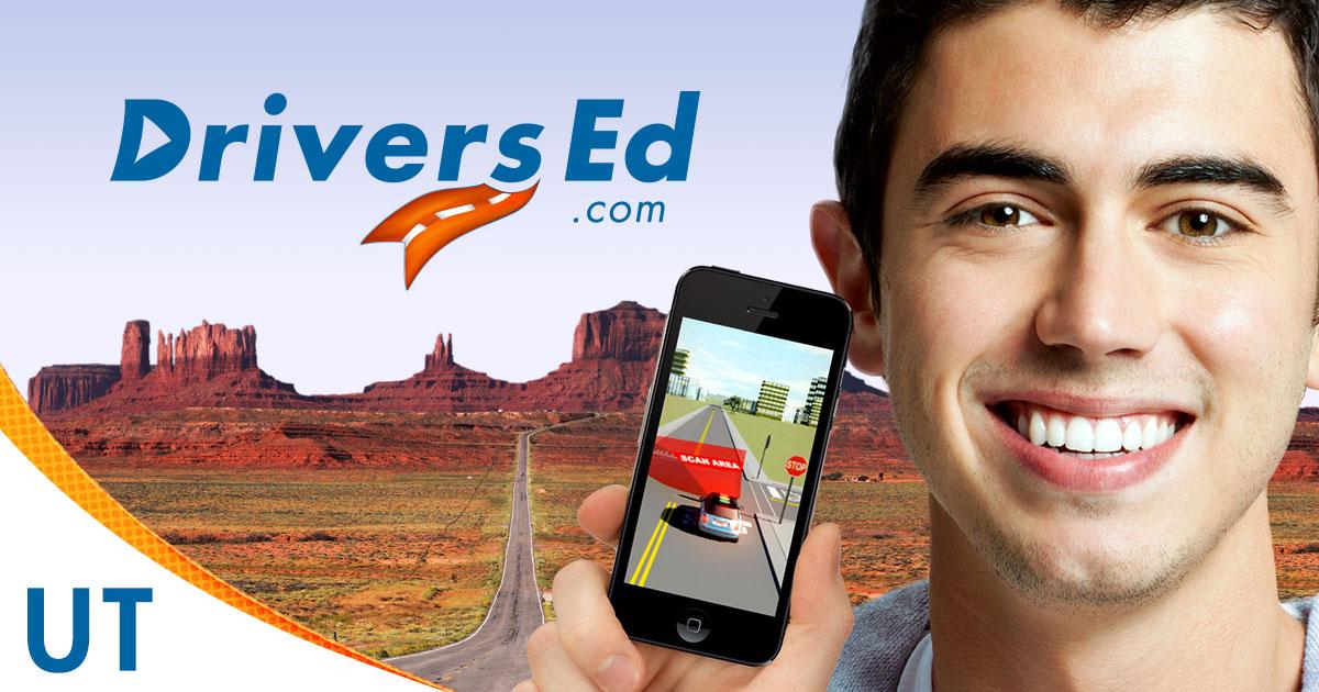Utah Online Drivers Ed - DriversEd.com
