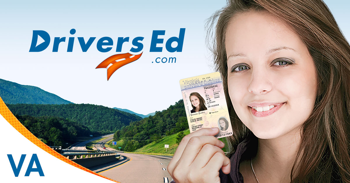 what do i need to take my drivers test in virginia