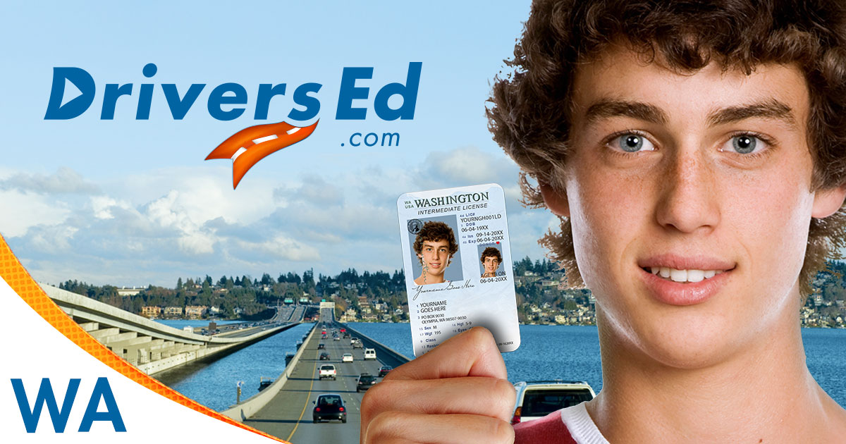 drivers ed requirements in washington