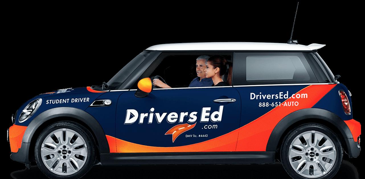 Driversedcomimgmastheadhomefgteenbehindthe - Car driver